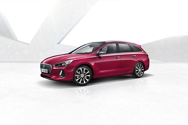Der neue Hyundai i30 Kombi* zählt zu den Schönsten in der Mittelkasse – doch auch technisch fährt er ganz vorn mit.