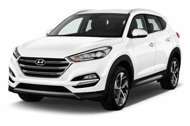 Nach wie vor einzigartig: Das Fünf-Jahre-Garantiepaket des Hyundai Tucson ohne Kilometerbeschränkung sucht innerhalb der Konkurrenz seinesgleichen.